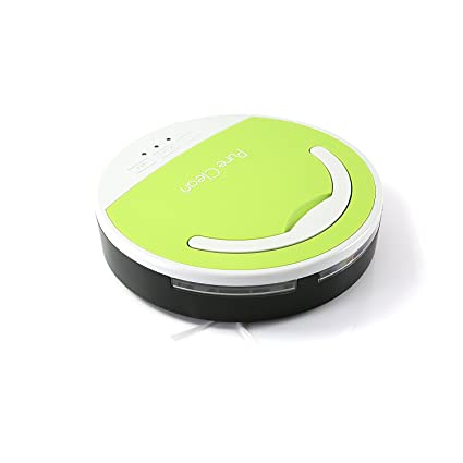 Amazoncom Pure Clean Smart Robotic Vacuum Cleaner Automatic - Robotic floor washer reviews