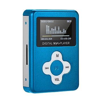 Winkey - Reproductor de MP3 y Mini Reproductor de MP3 con ...