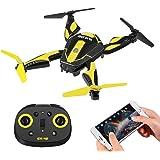 OFUN RC Drone mit Kamera, 2,4 GHz 6-achsen 0.3MP Kamera BNF Frosch Tier Spielzeug für Erwachsene, Kinder, anfänger