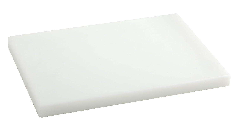 Compra Metaltex - Tabla de cocina, Polietileno, Blanco, 33 x 23 x 2 cm en Amazon.es
