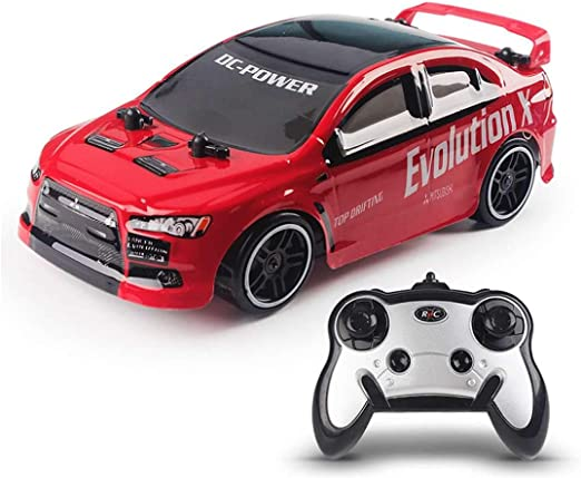 Amazon Com Motyy Off Road Remote Control Car 2 4g Rc Drift Speed Car For Subaru 4 Channel Remote Control Racing Car 4wd 50km H High Speed Rc Drift Car For Color Red Home