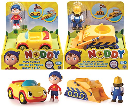 Noddy Rev N' Go Vehicle (Noddy Car)