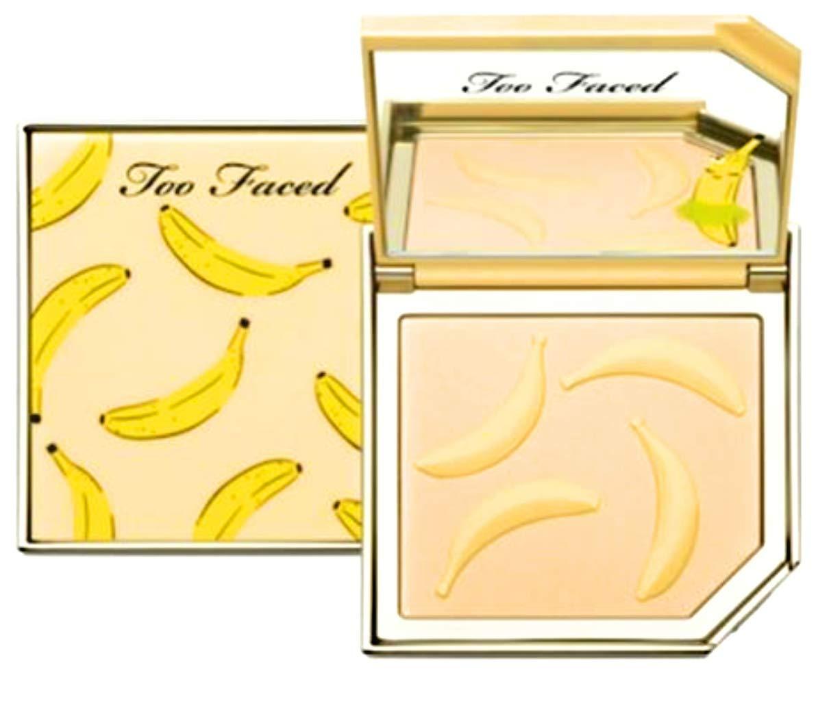 Too Faced Tutti Frutti It's Bananas Brightening Setting Powder