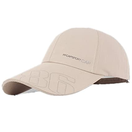 8490f4f6ae0 AnHua100% Cotton Men Women Fitted Curved Bill Plain Solid Blank Baseball  Adjustable Cap Caps Hat