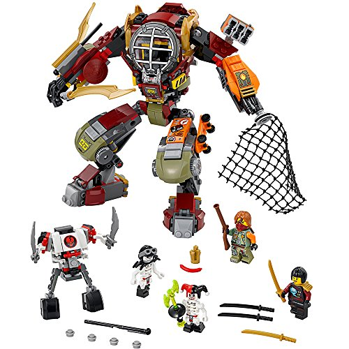 LEGO Ninjago 70592 Salvage M.E.C. Building Kit (439 - Galleria Spring Cool
