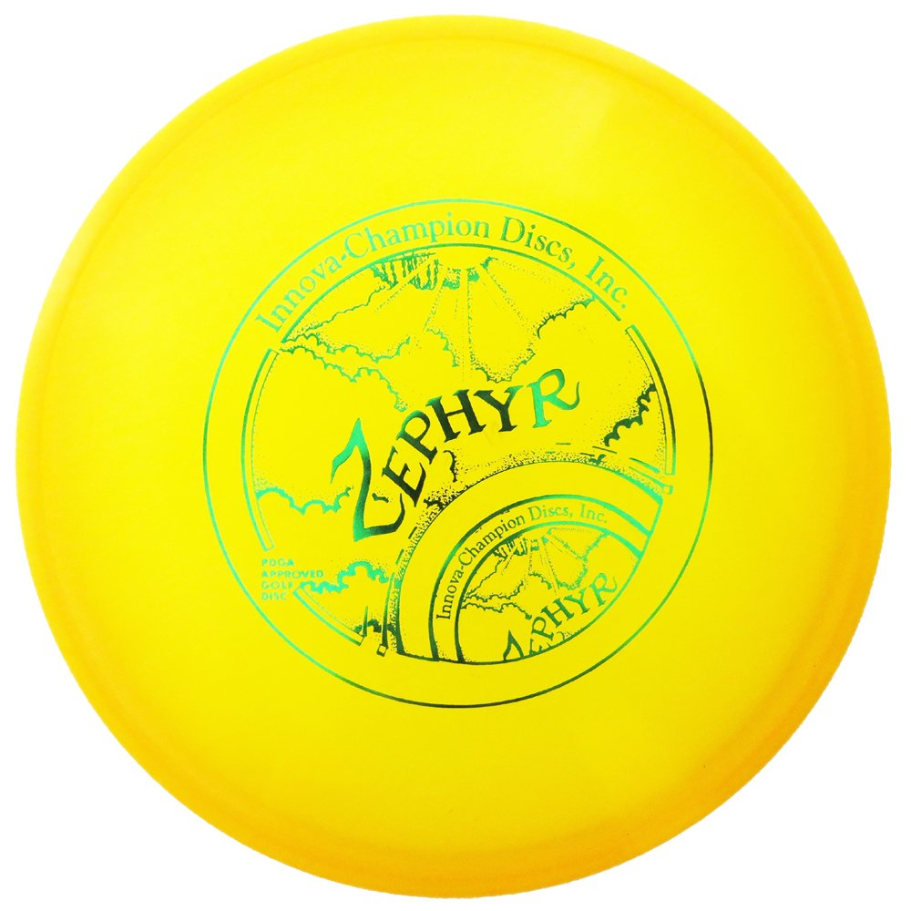 INNOVA Limited Edition Blizzard Champion Zephyr Specialty Competition Golf Disc [Colors May Vary] - 150-159g