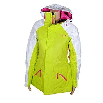 Tabla de snowboard para mujer chaqueta Oakley Grete chaqueta aislante para mujer