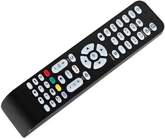 Mando a Distancia Calvas para Aoc Netflix LCD Smart TV ...