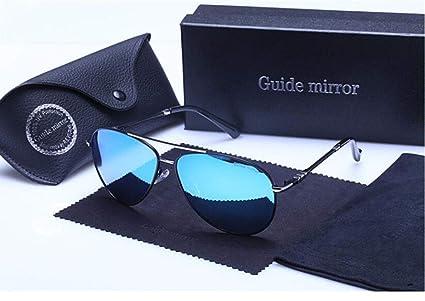 MOOMDDY Gafas De Sol De Los Hombres Gafas De Sol Polarizadas De La Protección UV De