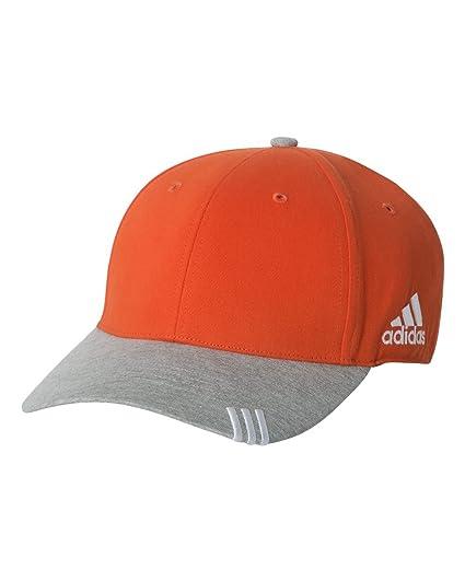 35e31c3a Amazon.com: adidas Golf Unisex Collegiate Heather Cap A625 -Collegiate O  One Size: Clothing