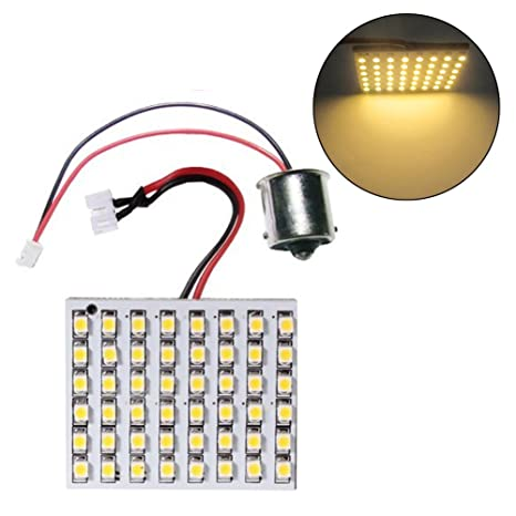 Accessories Automobiles & Motorcycles 10x 3528 12 Smd Led Auto Car Interior Festoon Dome Bulbs Lamp Light Dc 12v 41mm