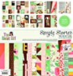 Simple Stories 6800 The Reset Girl Collection Kit