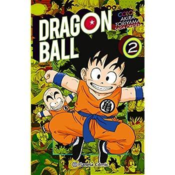 Dragon Ball. Color Akira Toriyama - Número 2