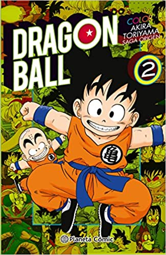 Dragon Ball Color Origen Y Red Ribbon Nº 02/08 por Daruma epub