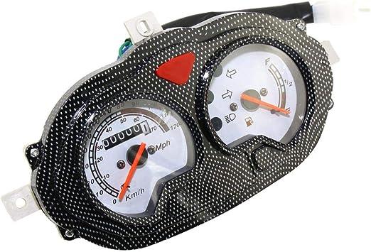 Sdenshi Motorrad 7 Pins Stecker Tacho Baugruppe Für Yamati Rx8 Keeway Auto