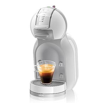 Krups Dolce Gusto Mini Me KP1201 - Cafetera de cápsulas, 15 bares de presión,