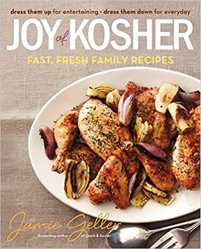 Read Joy of Kosher: Fast, Fresh Family Recipes PDF, azw (Kindle), ePub
