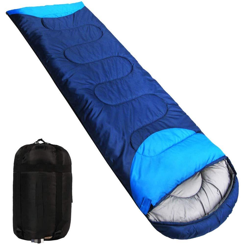 DIYARTS Waterproof Camping Sleeping Bag Ultralight Compact Sleeping Bag Breathable Warm Mummy Sleeping Bag with Hat for Travel Camping by DIYARTS