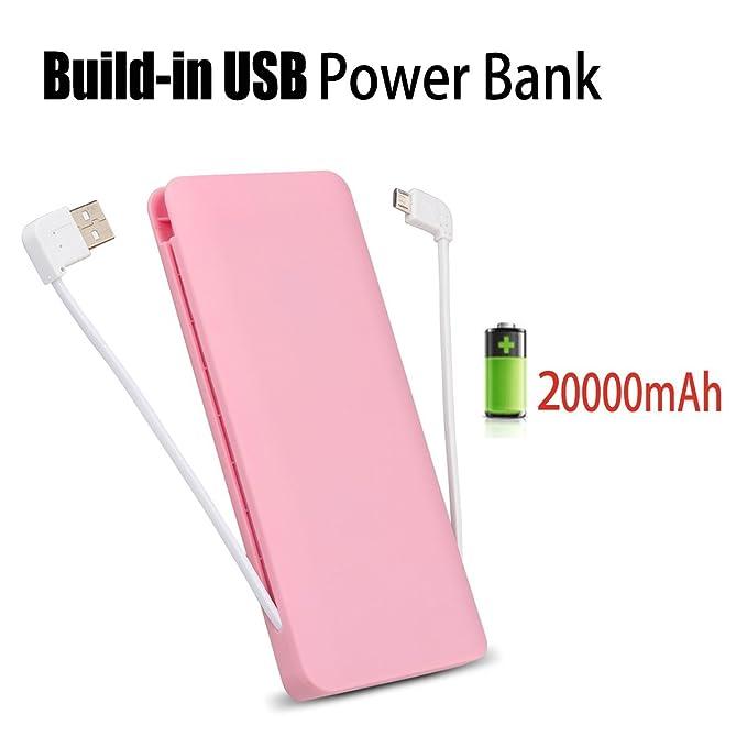 Cargador portátil de batería externa ToullGo® de 20000 mAh ...