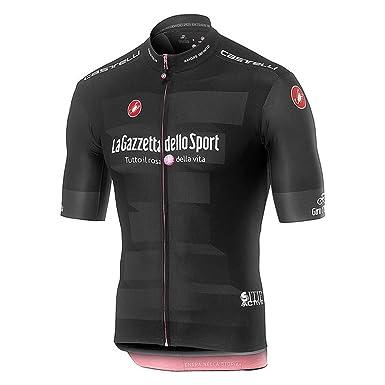 Castelli # Giro102 - Camiseta de Ciclismo para Hombre