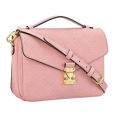 d51cc23fab53 Louis Vuitton Monogram Empreinte Leather Pochette Metis Handbag Article   M44018 Made in France  Handbags  Amazon.com