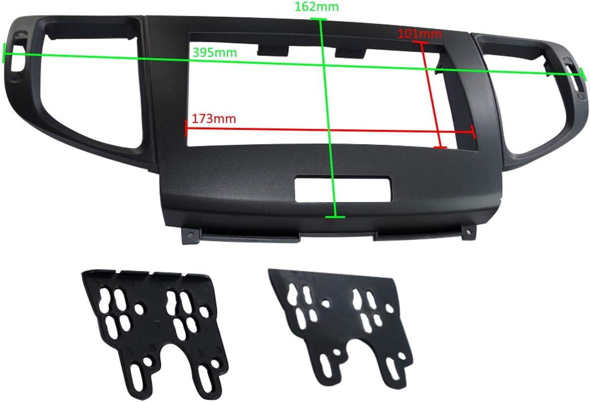 AERZETIX C40671 Car Radio Fascia Frame Reducer 2 DIN