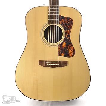 Hermandad® gad-25 Dreadnought Guitarra Acústica W/Carcasa ...