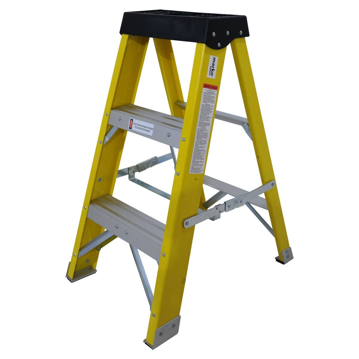 2 + 1 Step Electricians Heavy Duty Fibreglass Step Ladder 30000V Tread Fibre Amazon.co.uk DIY u0026 Tools  sc 1 st  Amazon UK & 2 + 1 Step Electricians Heavy Duty Fibreglass Step Ladder 30000V ... islam-shia.org