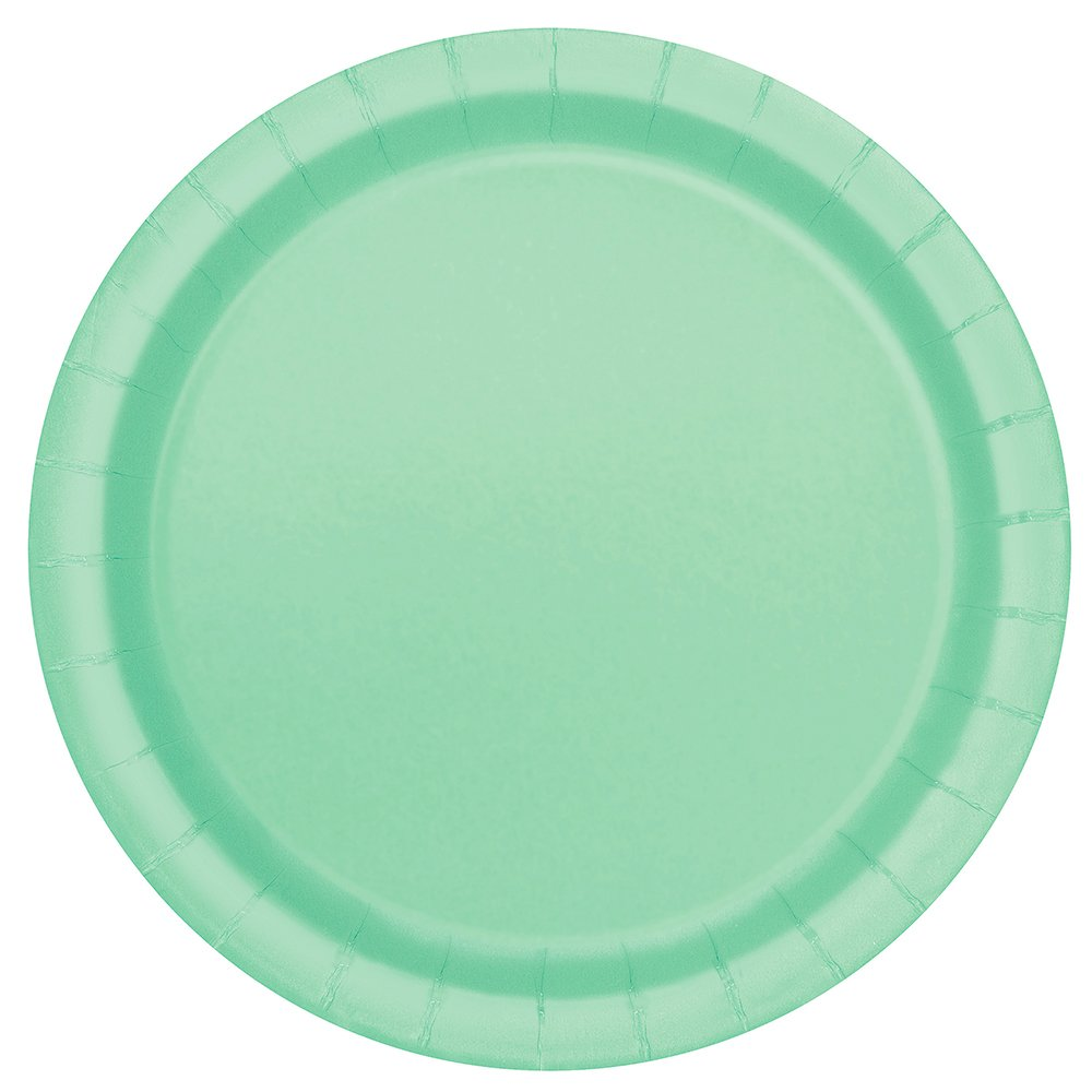 Apple Green Plastic Tablecloth Unique Party 50391 9ft x 4.5ft
