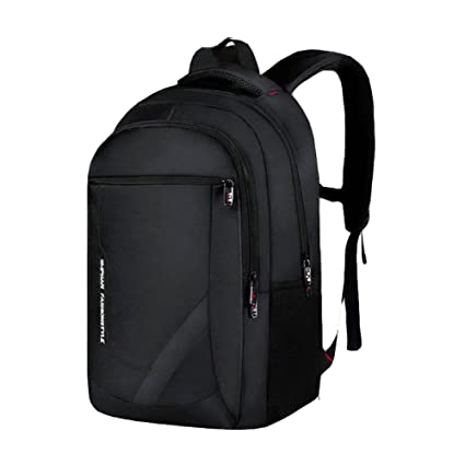 0743041d37d2 Amazon.com: Travel Laptop Backpack Water Resistant 17 Inch Computer ...