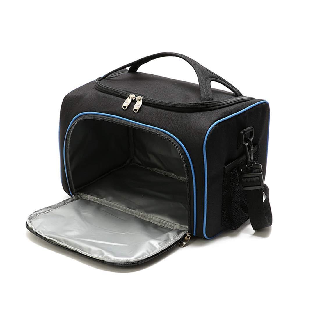 LHY TRAVEL Picknicktasche Isolationsbeutel Tragbare Lunchpaket Wasserdichte Verdickung Konservierungsmittel Eisbeutel Student Lunchpaket,A