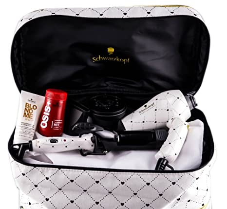35c5399ec Schwarzkopf SKP Limited Edition Have a Little Heart Travel Kit  Pro-Mini  Giant Blow