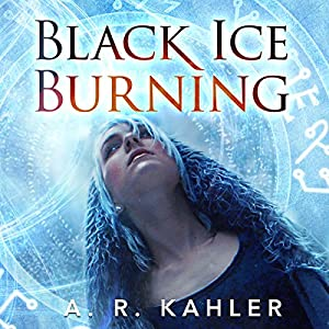Black Ice Burning Audiobook