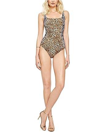 7de8c3909c Gottex Women's Cameroon One Piece Wide Strap Tank Swimsuit at Amazon  Women's Clothing store: