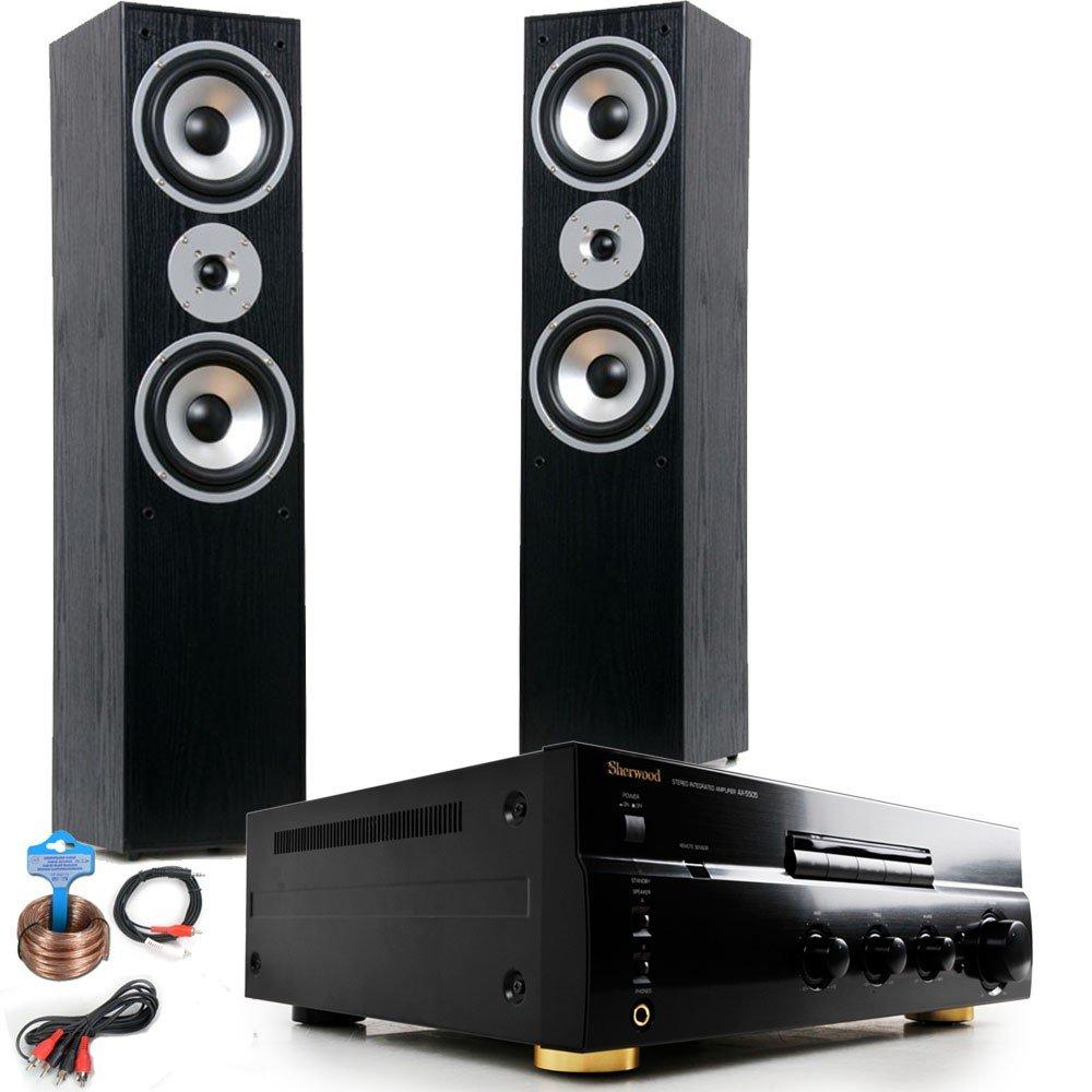 Sistema de sonido Home Cinema Hifi amplificador Sherwood ...