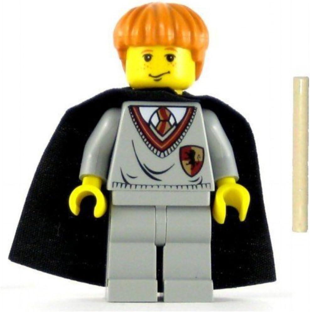 LEGO Harry Potter Minifig Ron Weasley Gryffindor: Amazon.es ...