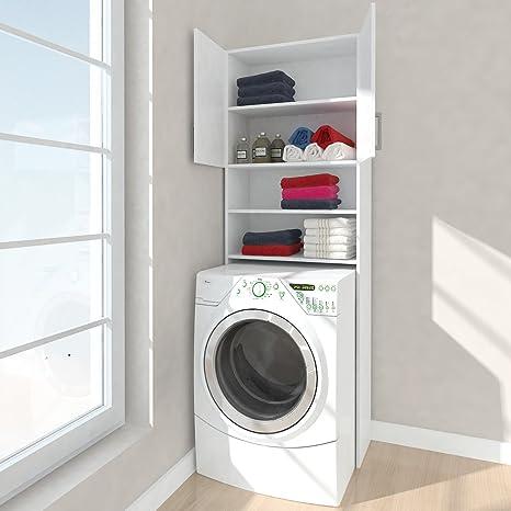 Respekta Armario alto lavadora armario para restauración baño ...