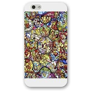 """UniqueBox Customized Disney Series Phone Case for iPhone 6+ Plus 5.5"""", Disney Princess iPhone 6 Plus 5.5"""