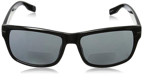 77b6cb194dab Amazon.com  Foster Grant Men s Senate 1017552-125.COM Square Reading Glasses