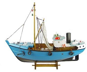 osters muschel-sammler-shop Modelo de Barco de la Marca ...