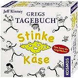 Kosmos 691578 - Gregs Tagebuch - Stinke-Käse