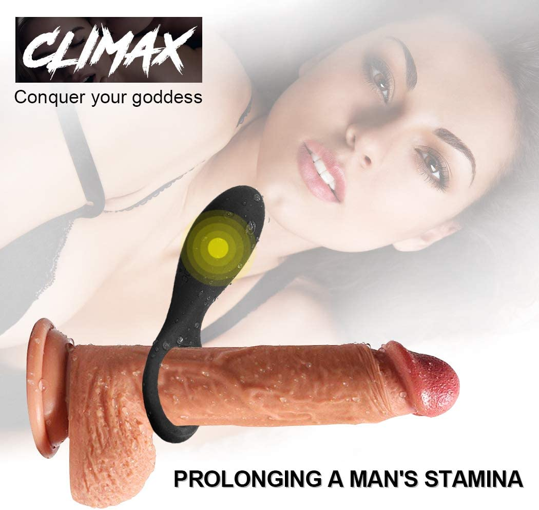 Sèxy Toystory for Men  Sucking Electric Lǒck Ríng  Shaking Tōngue P¨ºnis Ring  Male Longer Lasting Silicone Happy Best Gift for Adǔlt Menwpsqos