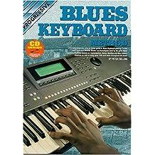 Blues Keyboard Method Bk/CD
