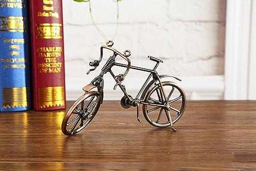 jiangu, bicicleta modelo, hecho a mano de hierro forjado Vintage ...