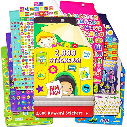 Reward Stickers for Reward Charts and Calendars