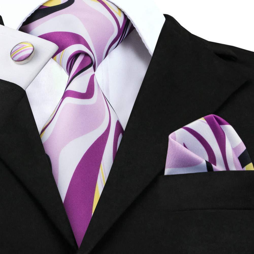 WOXHY Corbata de los Hombres Sn-1269 Recién Llegado Corbatas ...