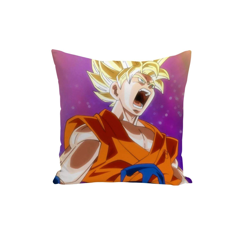 Fabulous Funda de Cojín Dragon Ball Super Goku Super Saiyan ...