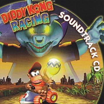 David Wise Diddy Kong Racing Soundtrack Amazoncom Music
