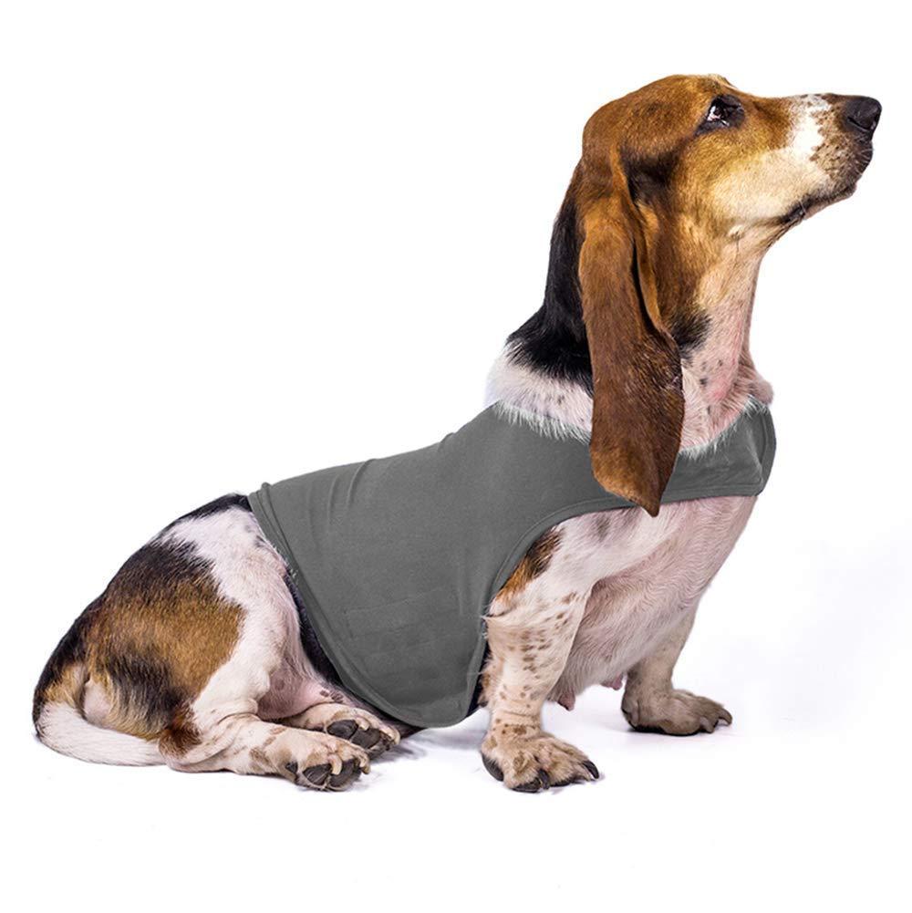 Xl LLYU Pet Dog Anti-Anxiety Shirt Coat Vest Jacket, Dog Ease Calm Vest (Size   XL)