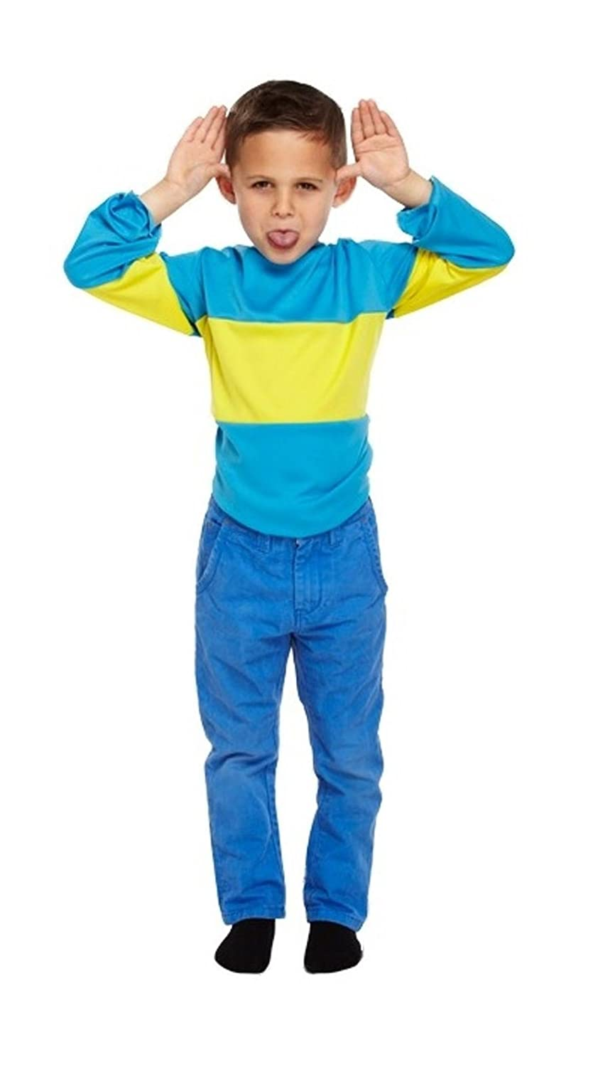 American Football Player USA Sports Kids Fancy Dress Costume Sizes 5-13 Years